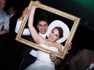 La boda de Paulina y Gustavo Aarón