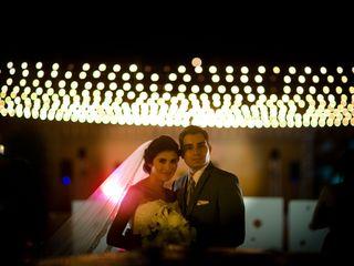 La boda de Dalia y Alberto
