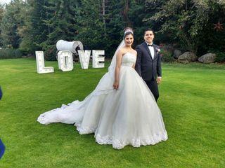 La boda de Andrea  y Rafael  1