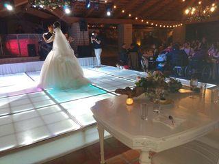 La boda de Andrea  y Rafael  3