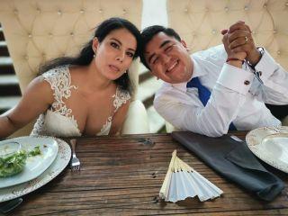 La boda de Estefani y Orlando 3