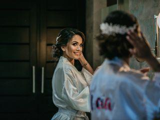 La boda de Nadia y Luiz Filipe 2