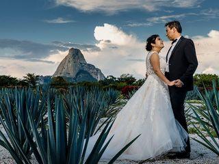 La boda de Rosalía y Felipe