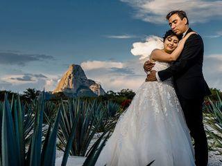 La boda de Rosalía y Felipe 3