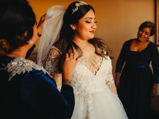 La boda de Andrea y Gerardo 1