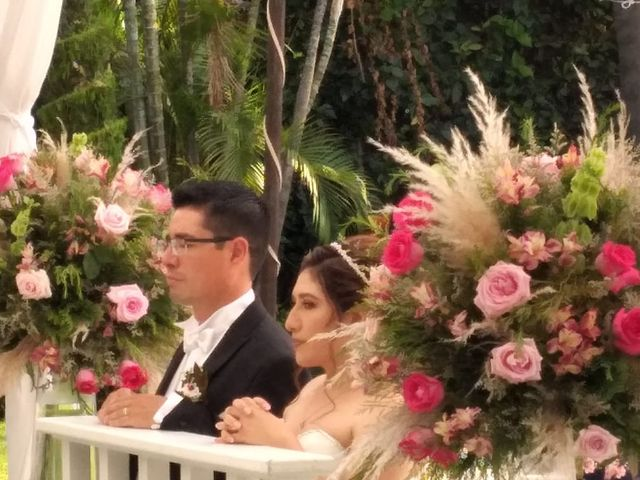 La boda de Alejandra y Vladimir en Jiutepec, Morelos 3