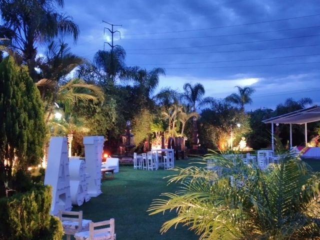La boda de Alejandra y Vladimir en Jiutepec, Morelos 4