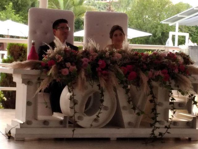 La boda de Alejandra y Vladimir en Jiutepec, Morelos 5