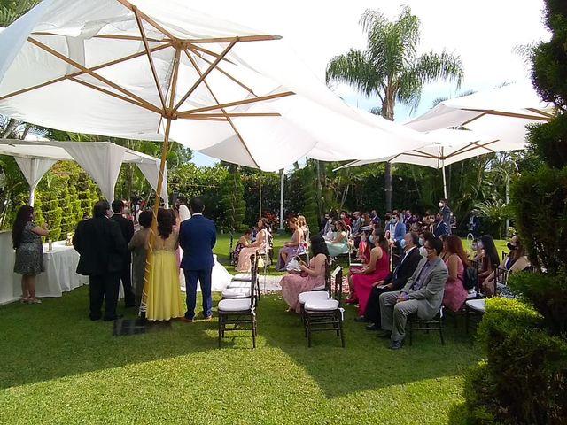 La boda de Alejandra y Vladimir en Jiutepec, Morelos 6