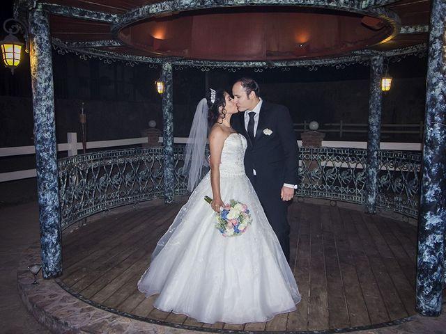 La boda de Nohely y Juan Manuel
