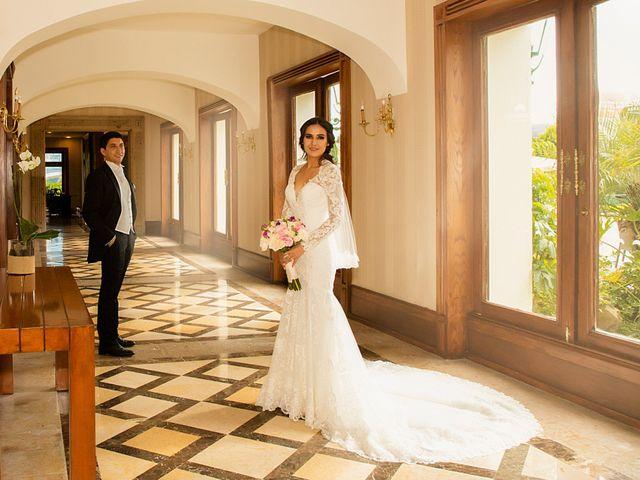 La boda de Indira y Carlos