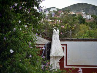 La boda de Lupita y Arturo 1