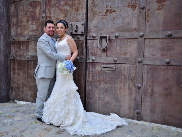 La boda de Lupita y Arturo
