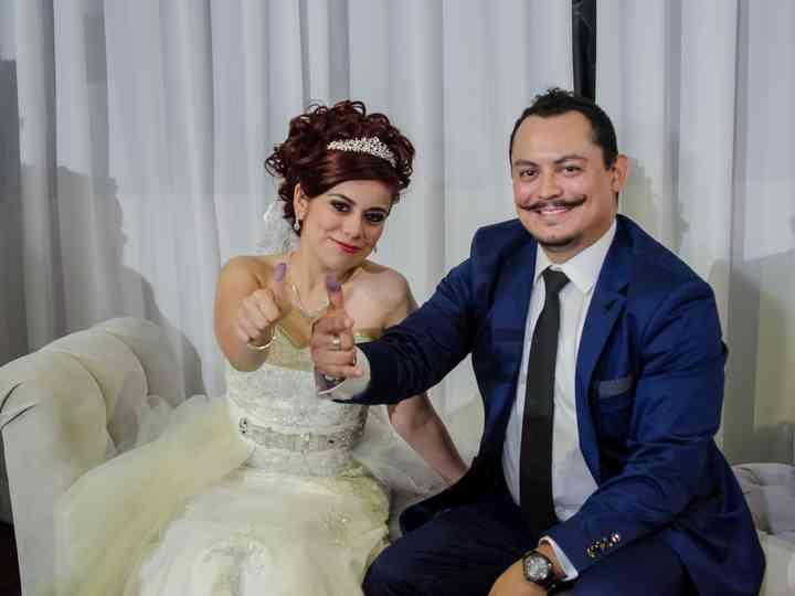 La boda de Marisol y Ángel