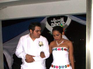 La boda de Araceli y Carlos
