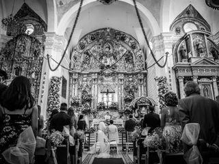 La boda de Paola y Gustavo 1