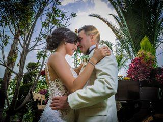 La boda de Paola y Gustavo
