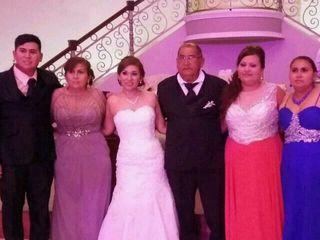 La boda de Marlen y Cristhian 2