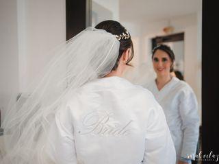 La boda de Lourdes y Cristopher 3