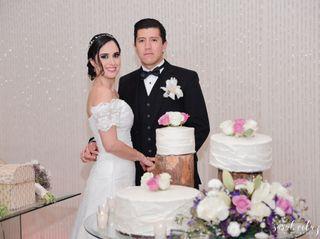 La boda de Lourdes y Cristopher