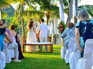 La boda de Bricia  y Mauricio 1