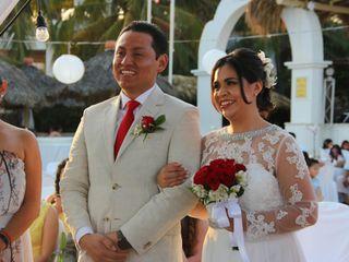 La boda de Marisol y Fabián