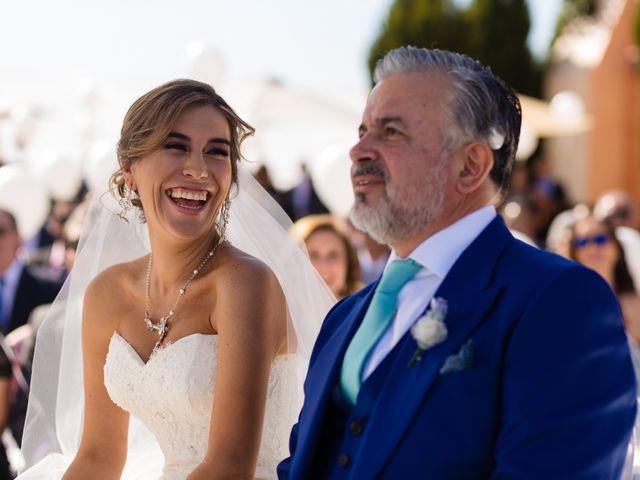 La boda de Lucy y Juan