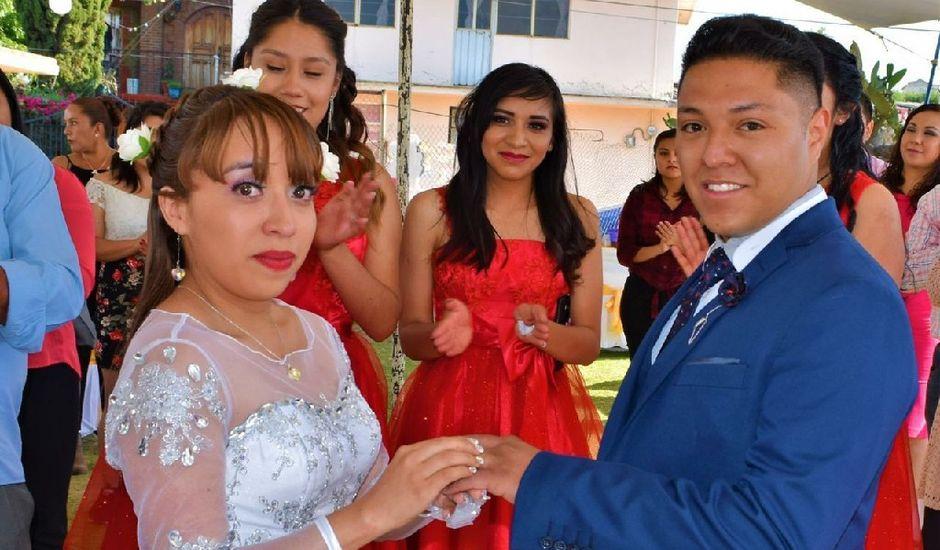 La boda de Manuel  y Lilibeth  en Villa del Carbón, Estado México