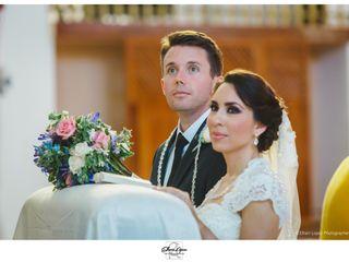 La boda de Rosalía y Jeffrey Robert