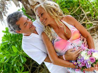 La boda de Claudia y Jorge