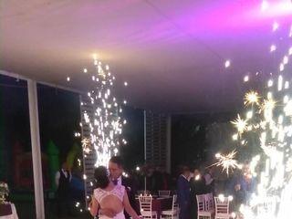La boda de Berenice  y Martín  3