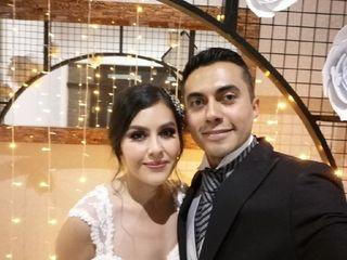 La boda de Berenice  y Martín