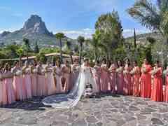 La boda de Jenny Arely y Enrique 2
