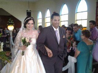La boda de Martha Celia y Alejandro