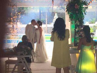 La boda de Kristen  y Luis Carlos  3