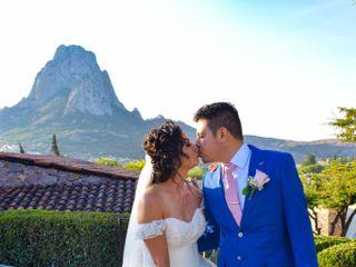 La boda de Jenny Arely y Enrique 1