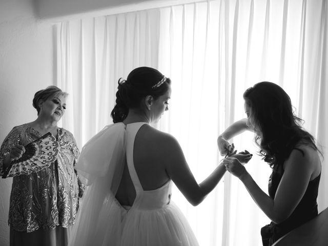 La boda de Sergio y Alejandra en Jiutepec, Morelos 7