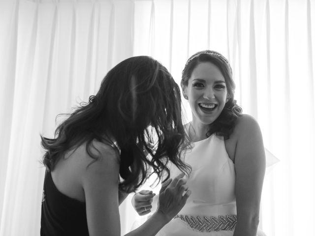 La boda de Sergio y Alejandra en Jiutepec, Morelos 14
