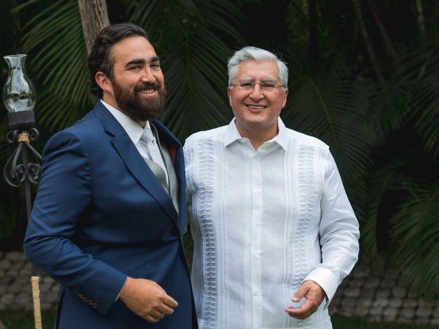 La boda de Sergio y Alejandra en Jiutepec, Morelos 16
