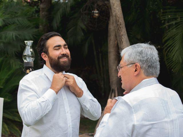 La boda de Sergio y Alejandra en Jiutepec, Morelos 17