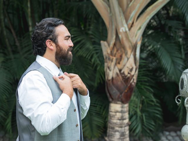 La boda de Sergio y Alejandra en Jiutepec, Morelos 18