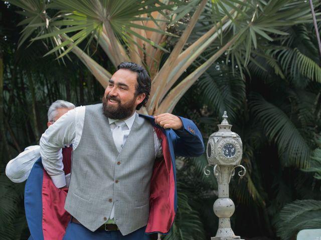 La boda de Sergio y Alejandra en Jiutepec, Morelos 19