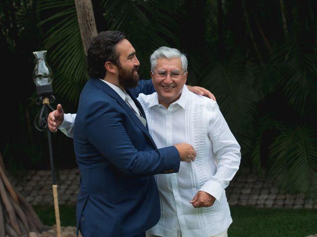 La boda de Sergio y Alejandra en Jiutepec, Morelos 22