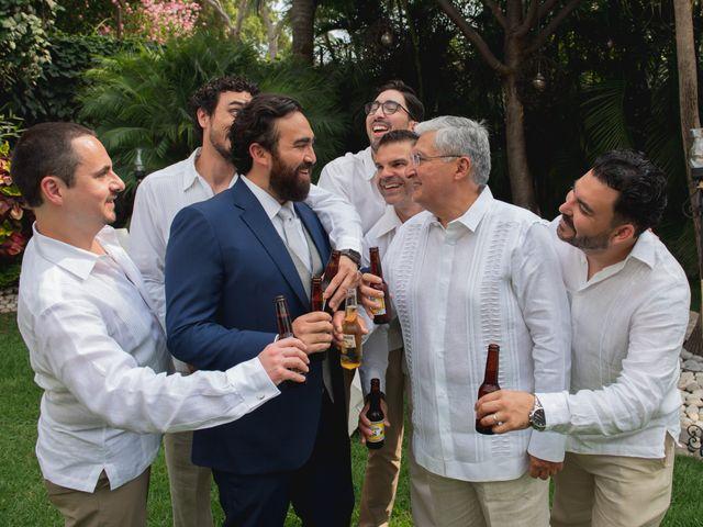 La boda de Sergio y Alejandra en Jiutepec, Morelos 24