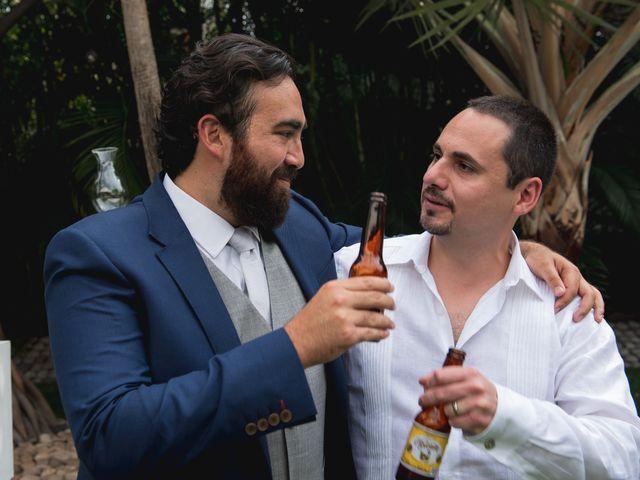 La boda de Sergio y Alejandra en Jiutepec, Morelos 25