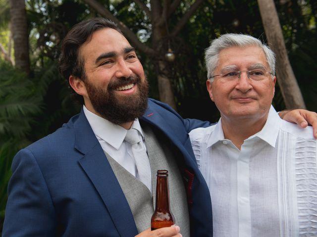 La boda de Sergio y Alejandra en Jiutepec, Morelos 26