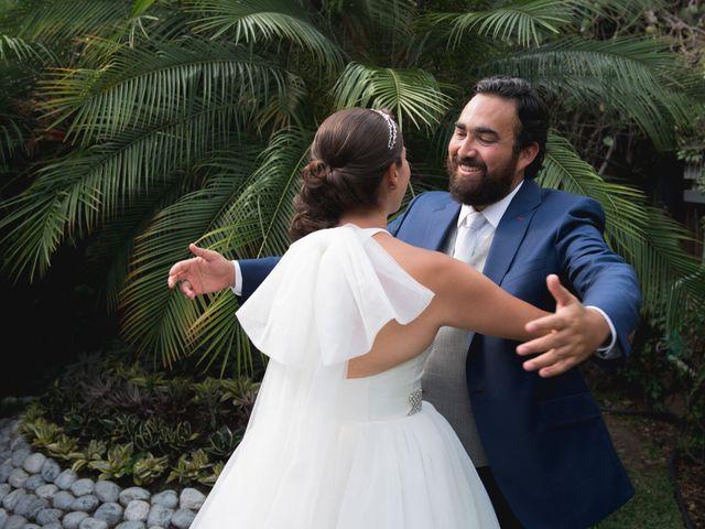 La boda de Sergio y Alejandra en Jiutepec, Morelos 27