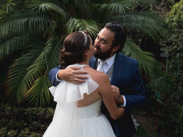 La boda de Sergio y Alejandra en Jiutepec, Morelos 28