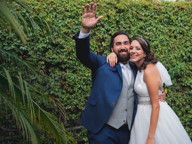 La boda de Sergio y Alejandra en Jiutepec, Morelos 30