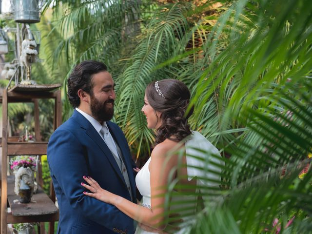 La boda de Sergio y Alejandra en Jiutepec, Morelos 31